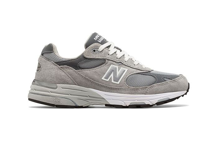 New Balance 993 Grey Lateral