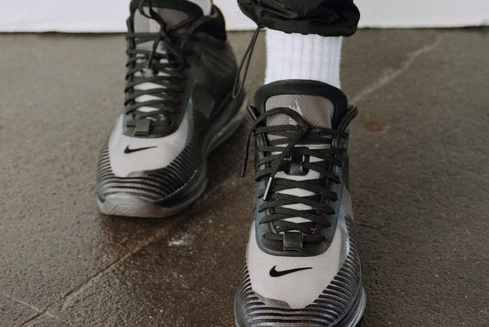 Nike Lebron Icon Triple Black First Look 1