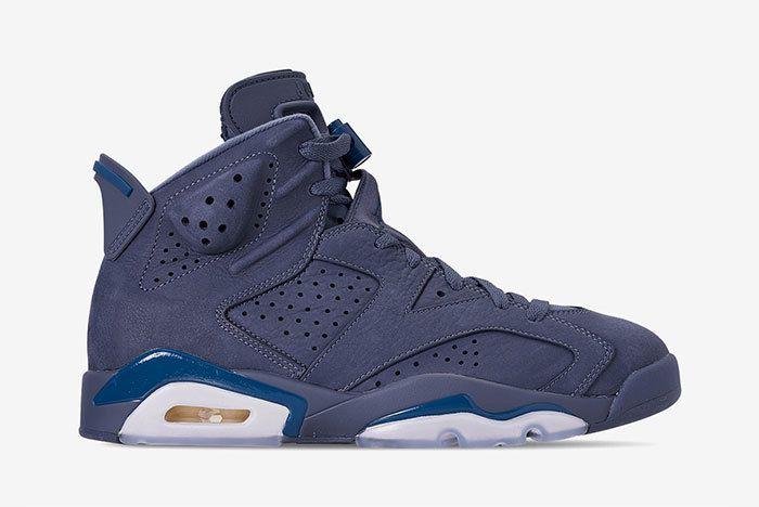 Air Jordan 6 Diffused Blue 384664 400 3