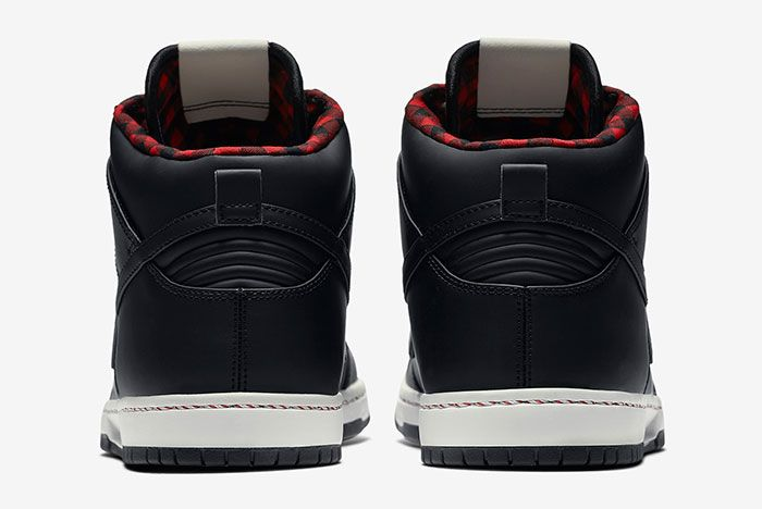 Nike Dunk Hi Black 2