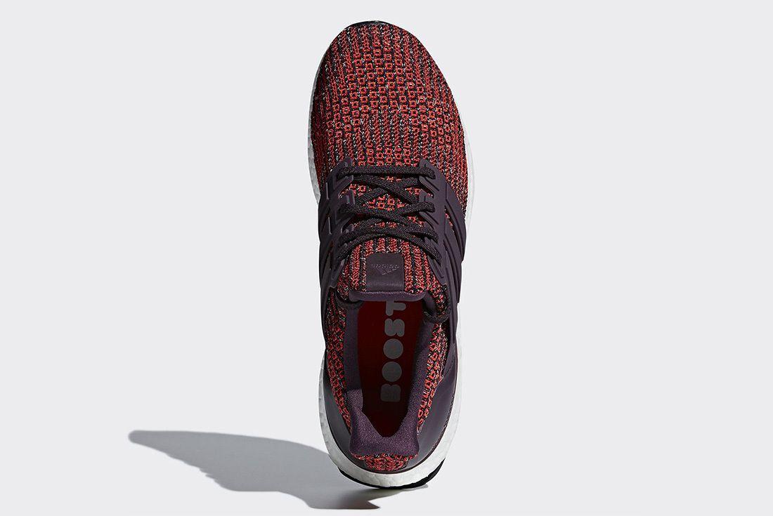 Adidas Ultra Boost 4 0 Deep Burgundy Energy Cp9248 Sneaker Freaker 5