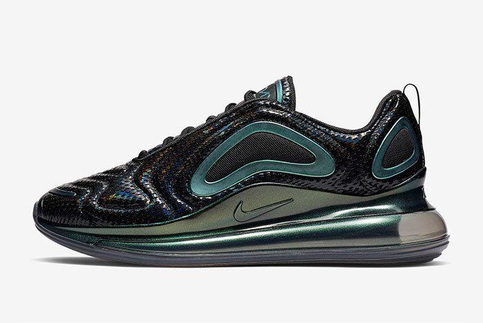 Nike Air Max 720 Iridescent Mesh Sneaker Freaker2