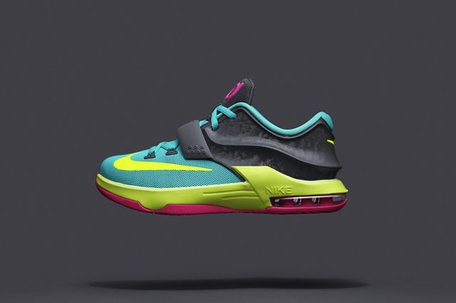 Nike Unveil Kd7 Kids Carnival Collection 8