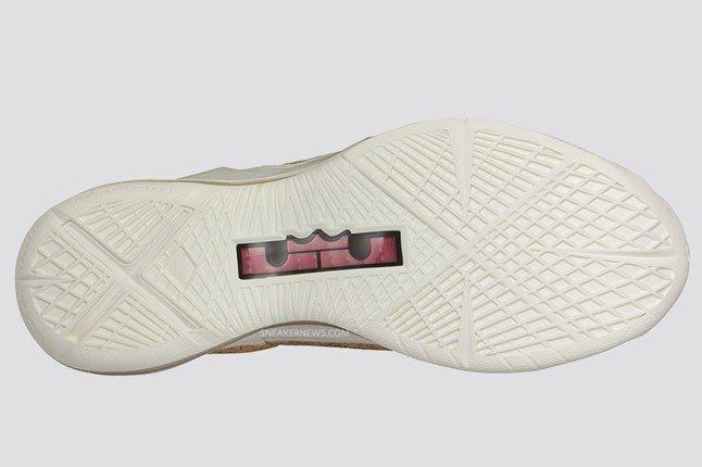 Nike Lebron X Cork Outsole 1