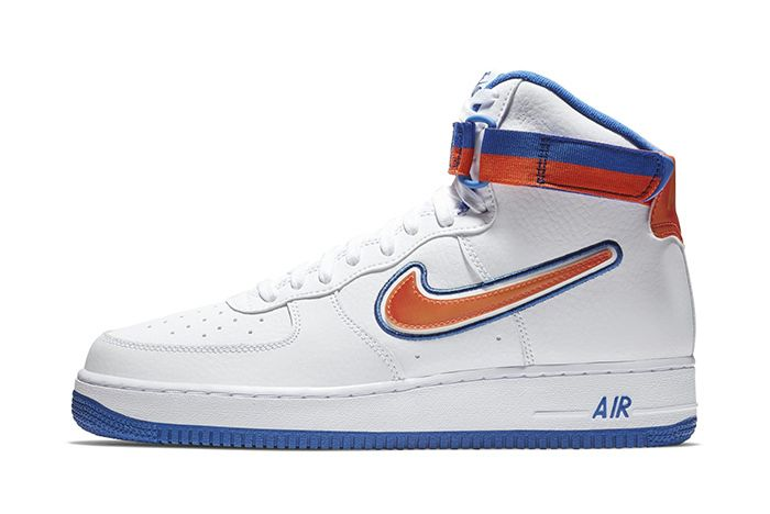 Nike Air Force 1 High Knicks 1