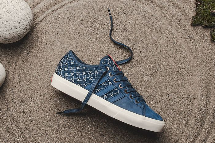Adidas Matchcourt Rx Ltd Sashiko Blue 1
