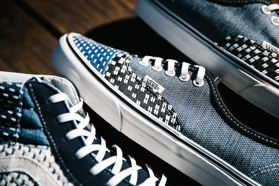 Vans Patchwork Pack 1