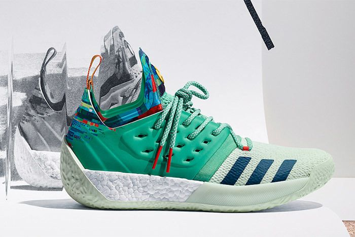 Adidas Harden Vol 2 Debut Colourways Revealed Sneaker Freaker 7