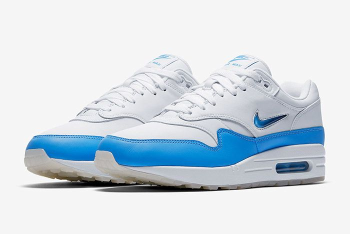 Nike Air Max1 Sc Jewel University Blue 6