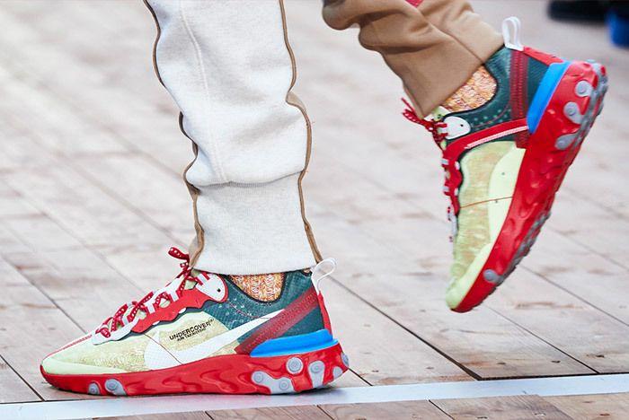 Undercover Nike Gyakusou React 4