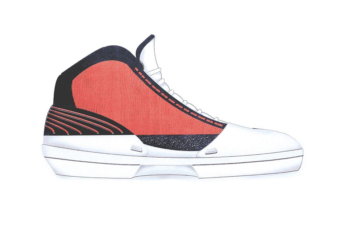 Creating The Air Jordan 16 – Behind The Design25