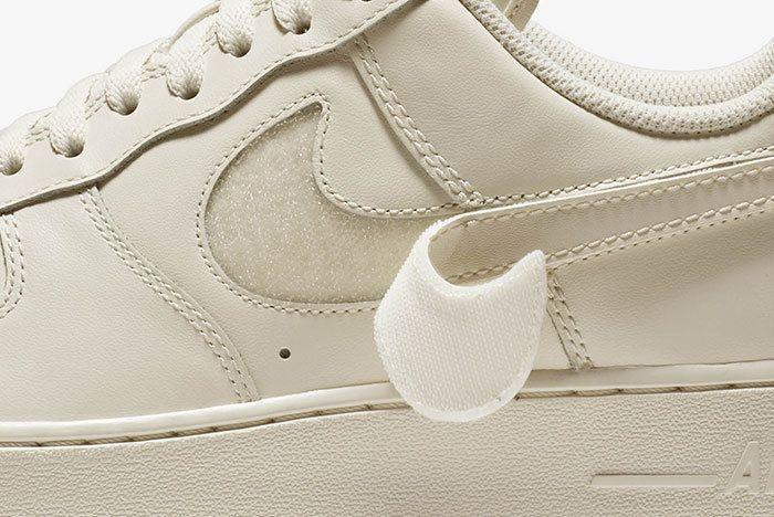 Nike Af1 Swoosh Pack Bone Sneaker Freaker 8