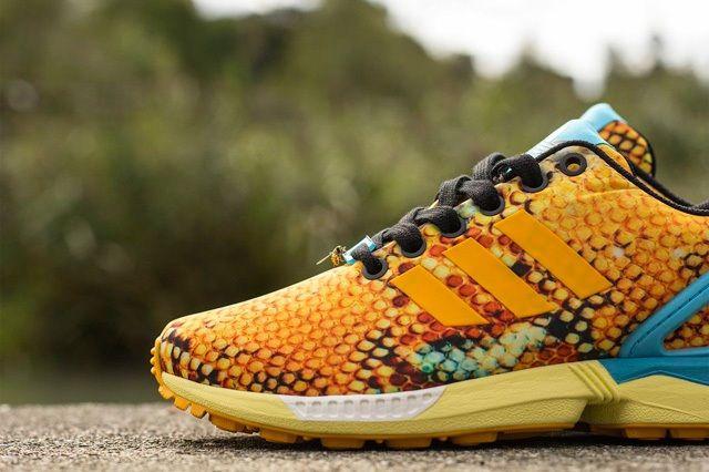 Adidas Zx Flux Honeycomb 41