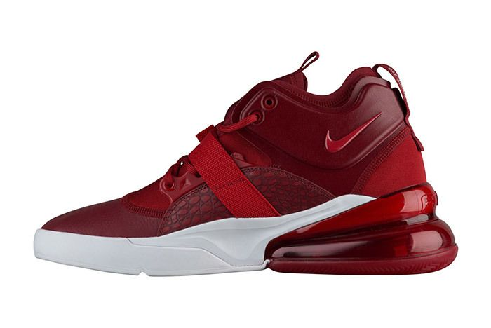 Nike Air Force 270 Red 4