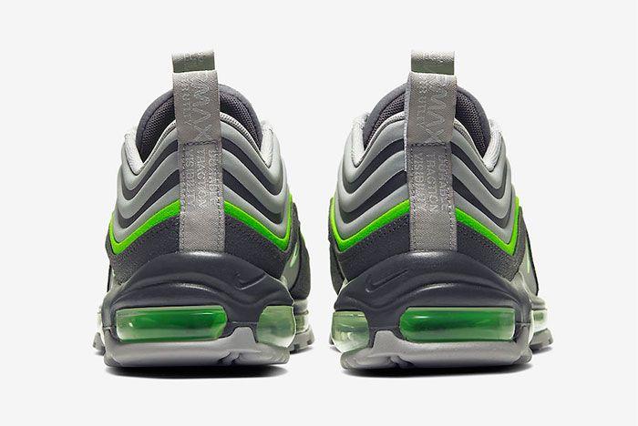 Nike Air Max 97 Winter Utlity Neon Heel
