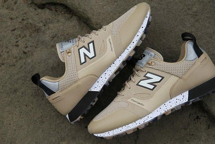 New Balance Trailbuster Reengineered Beige Incense 1