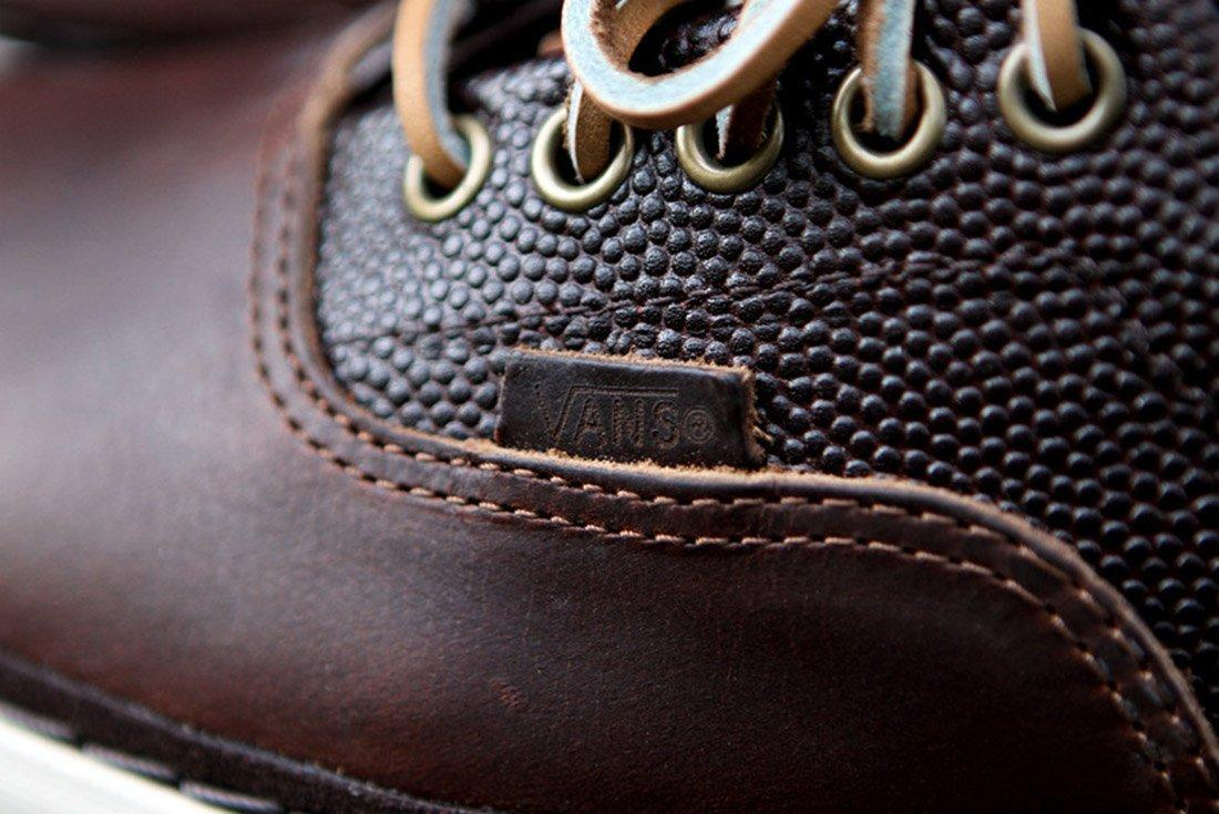 Material Matters Leather Chromexcel Vans 2