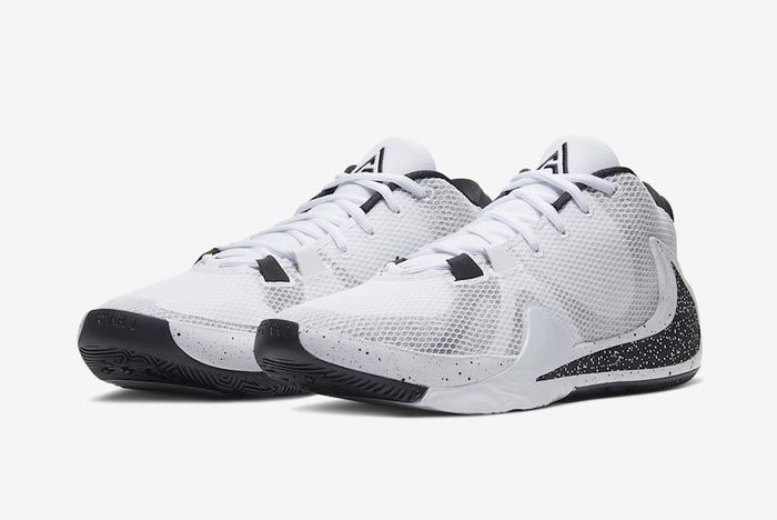 Nike Zoom Freak 1 Oreo Pair