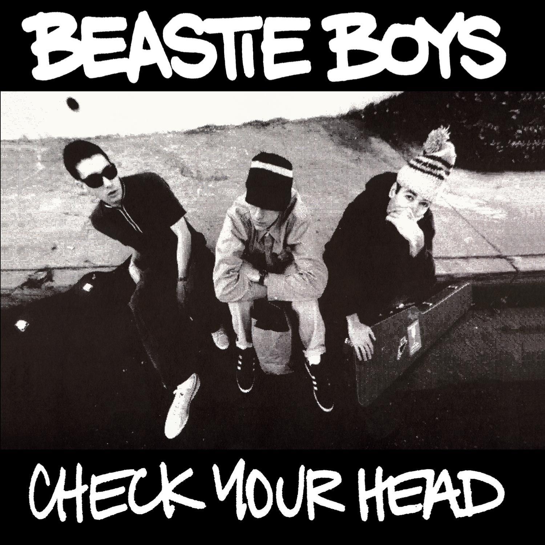Beastie Boys Check Your Head Album Cover