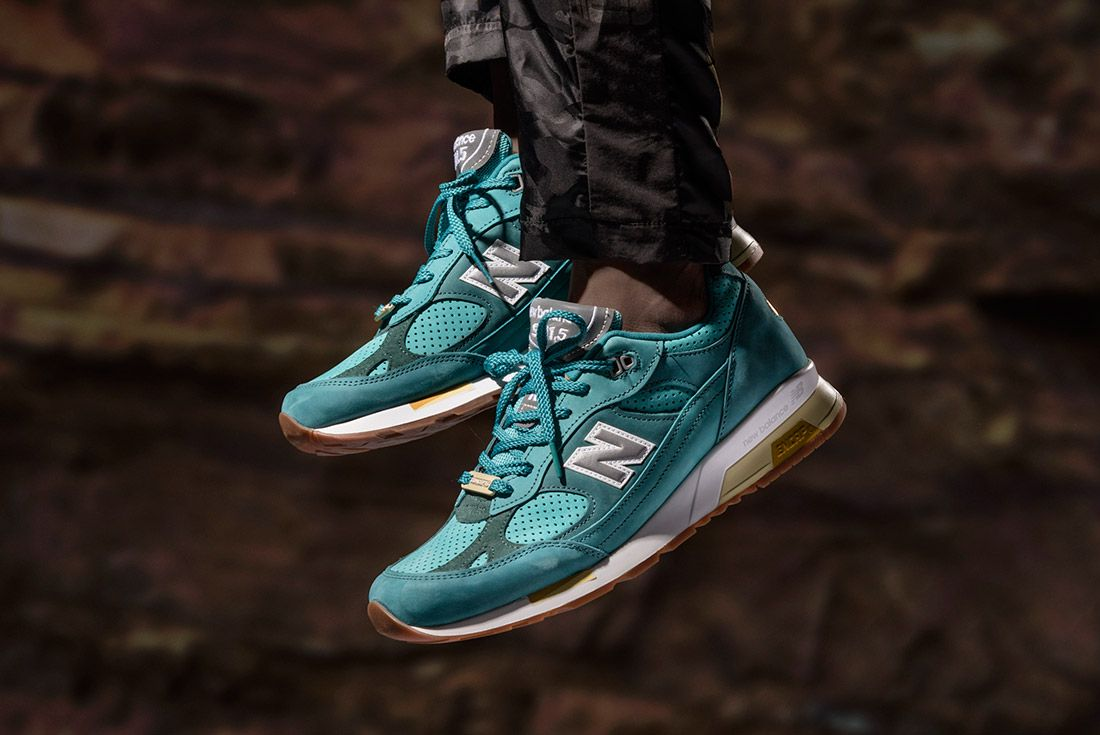 New Balance Concepts 991 5 Lake Havasu 3