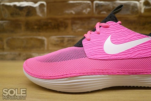 Nike Solarsoft Moccassin Pink Flash 3