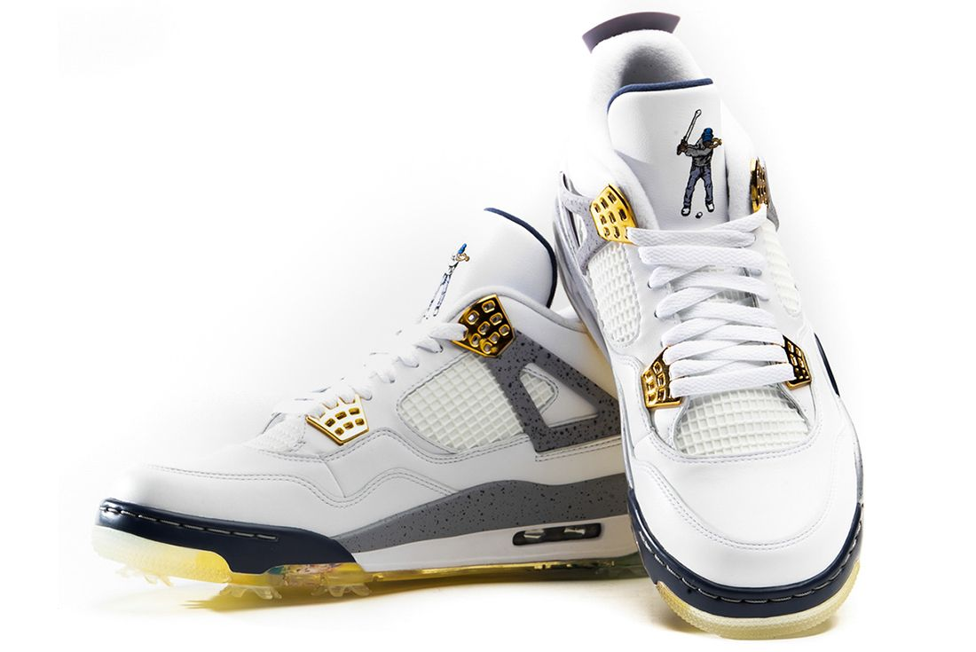 Eastside Golf x Air Jordan 4 G