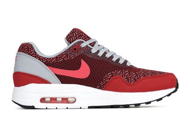Nike Air Max 1 Jacquard Gym Red 4