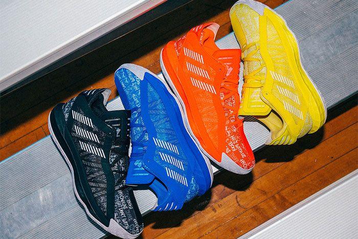 Adidas Dame 6 Hecklers Mid 2