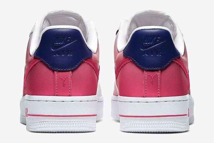 Nike Air Force 1 Kay Yow Heel