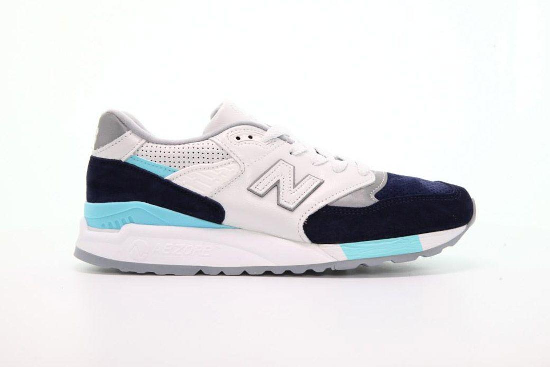 New Balance 998 Wtp White Made In Usa Sneaker Freaker 5