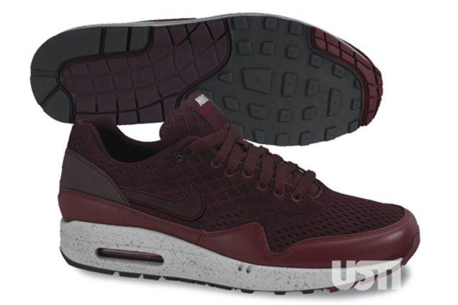 Nike Air Max 1 Em 2013 Burgundy 1