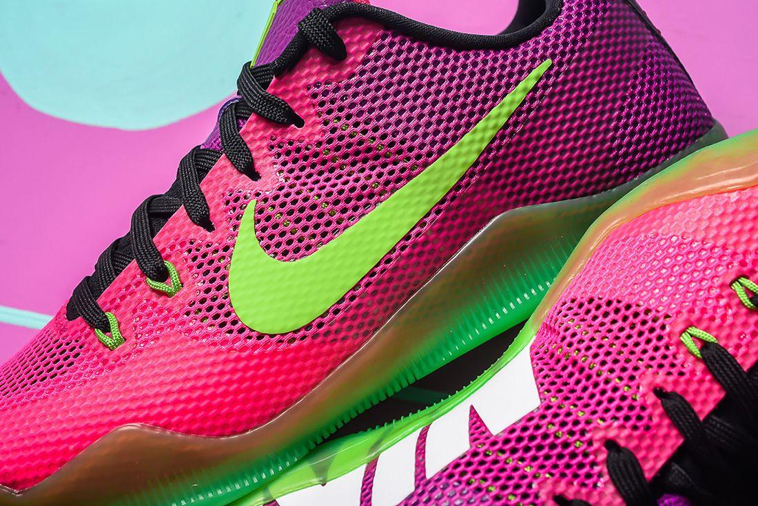 Nike Kobe 11 Mambacurial Pink Plum 3