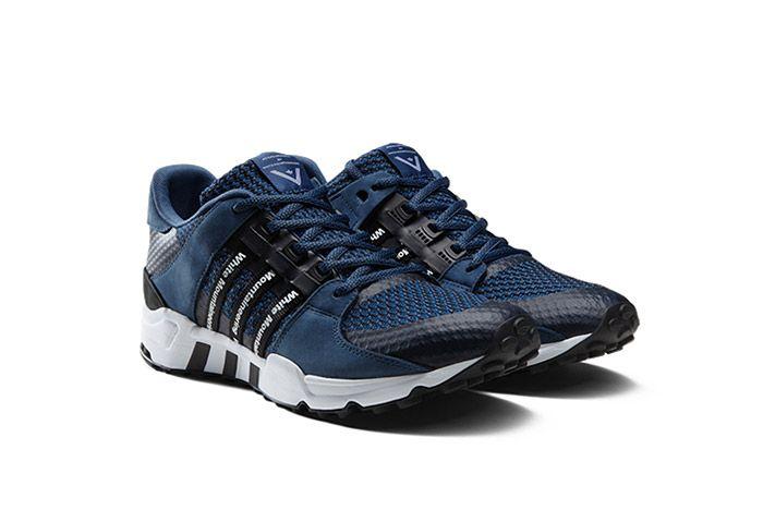White Mountaneering Adidas Wm Eqt Running Blue 1