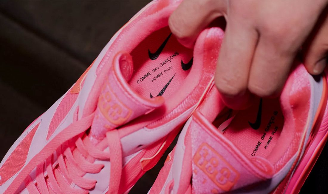 Nike X Comme Des Garç Ons Air Max 180 Sneaker Freaker 3