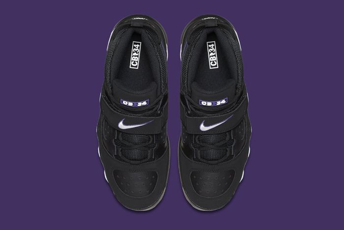 Nike Air Cb 34 Retro Black White Varsity Purple4