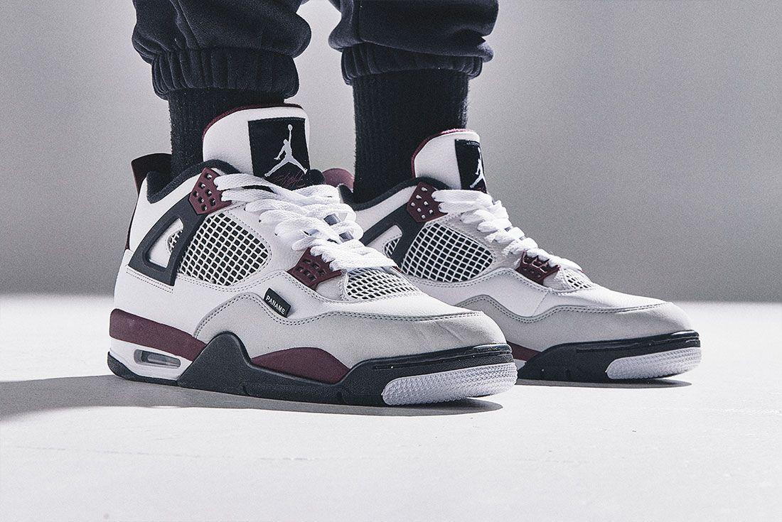 Score The Paris Saint Germain X Air Jordan 4 At Jd Sports Sneaker Freaker