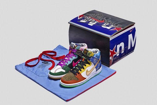 Nike Sb What The Doernbecher 10