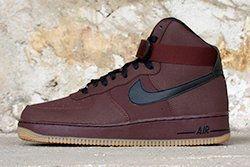 Nike Air Force 1 Brown Gum Thumb