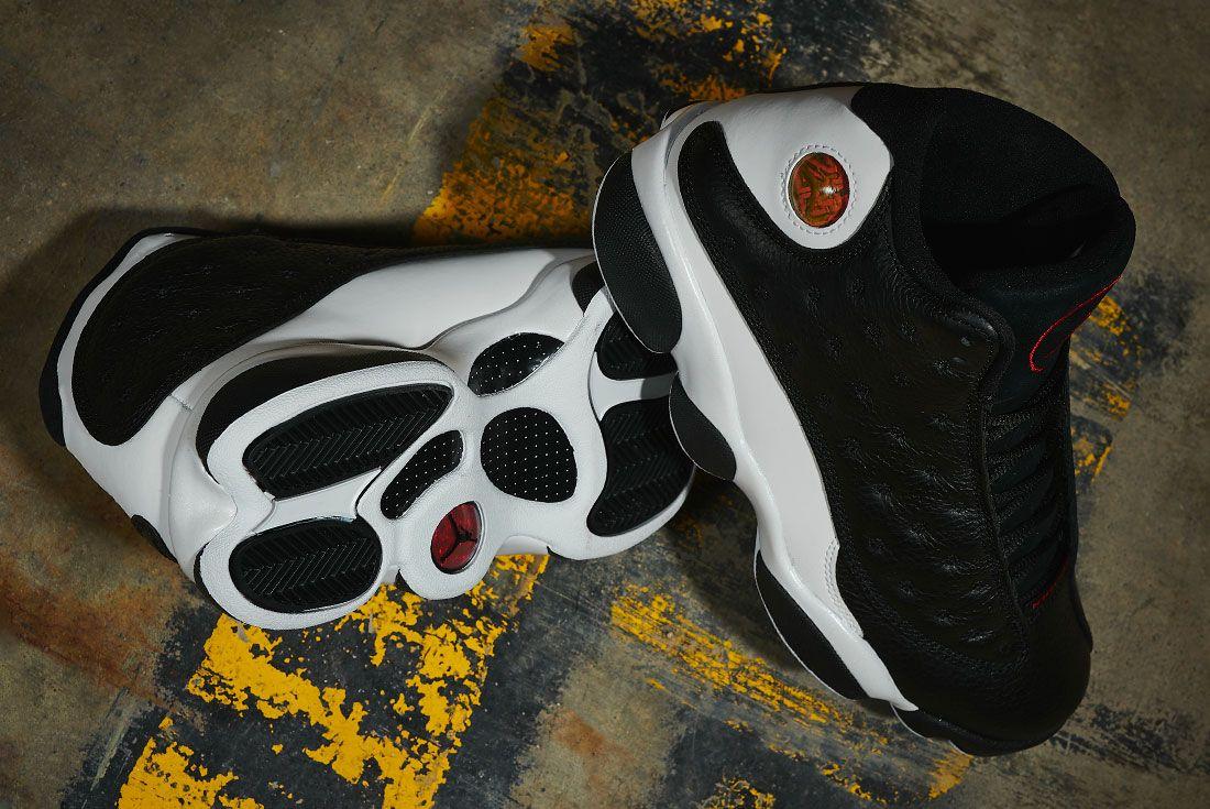 Air Jordan 13 Reverse He Got Game Jd Sports Angled
