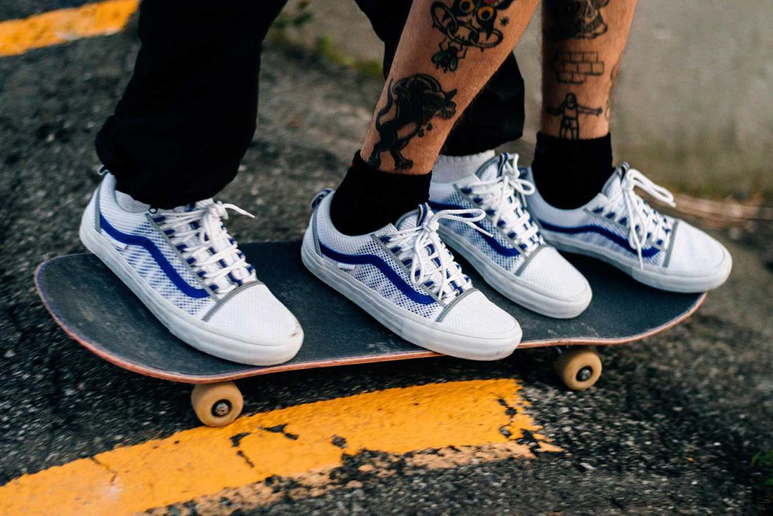 Alltimers X Vans Old Skool Sport Pro Capsule Collection6