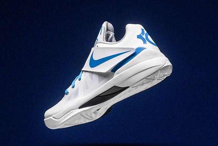 Nike Kd 4 Thunderstruck Aq5103 100 3 Sneaker Freaker