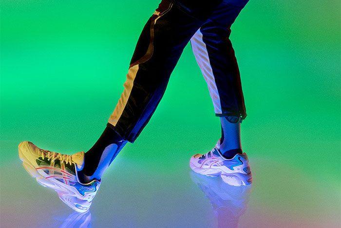 Hbx Asics Gel Kayano 5 Heel