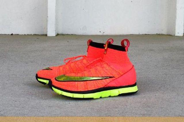 Nike Mercurial Superfly Free 4