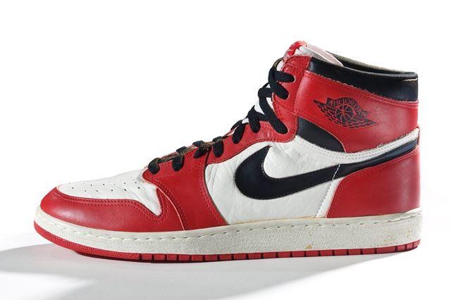 Brooklyn Museum Sneaker Exhibition 8