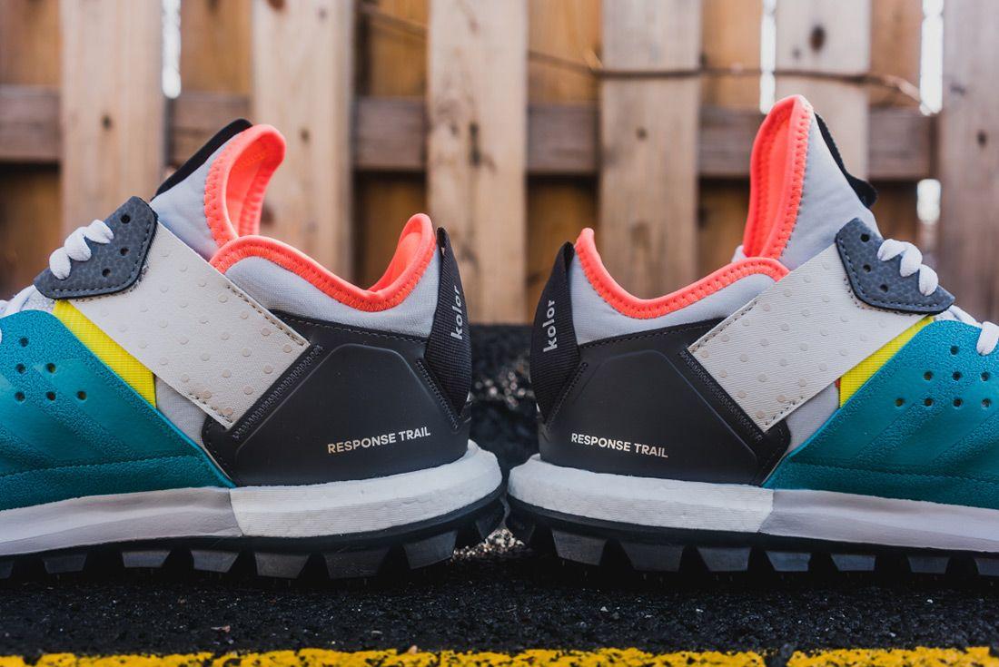 Kolor X Adidas Ss17 Response Tr Pack5