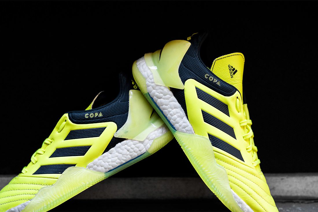 """Adidas X The Shoe Surgeon """" Electricity"""" Copa Rose 2 0 7"""