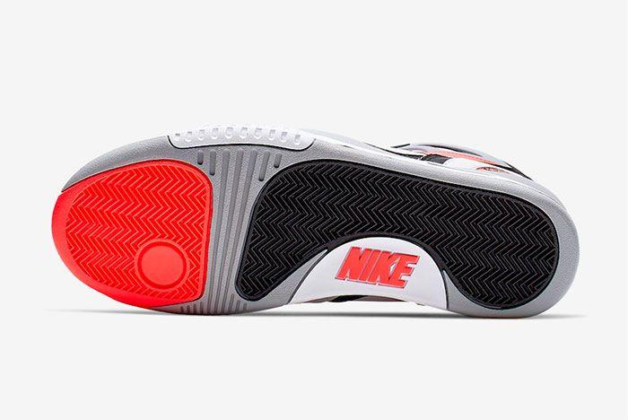 Nike Air Tech Challenge 2 Hot Lava Sole