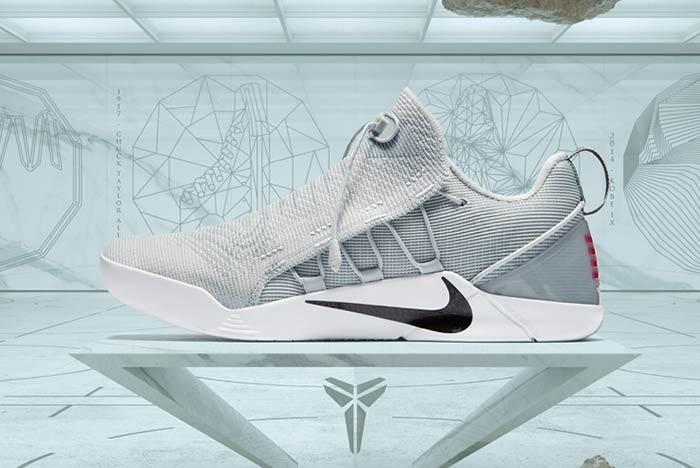 Nike Kobe A D  Nxt Wolf Grey6