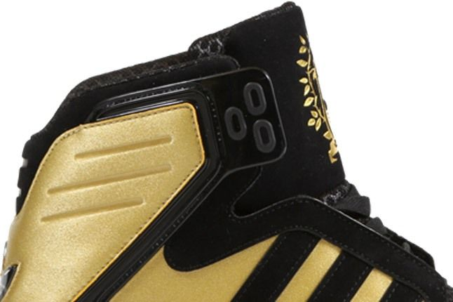 Originals Courtside Collection Black Gold High Upper 1
