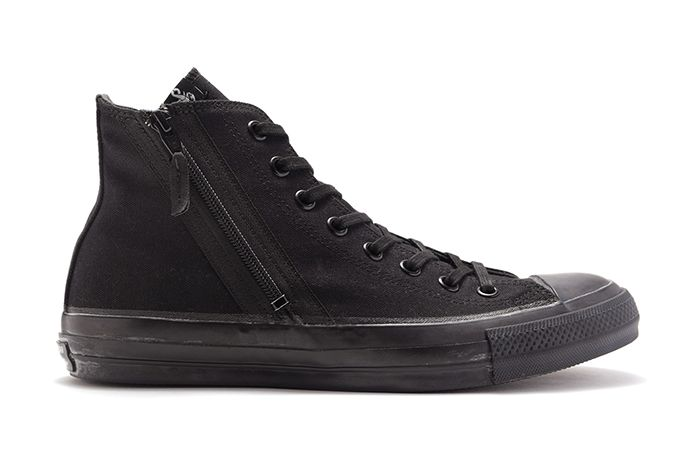 Sophnet N Hoolywood Converse Japan Chuck Taylor All Star Hi Zip Release Date Lateral